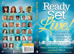 Ready Set Live! Book Cover