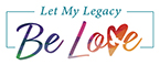 Let My Legacy Be Love Logo